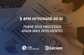 Webinar: BPM integrado ao BI