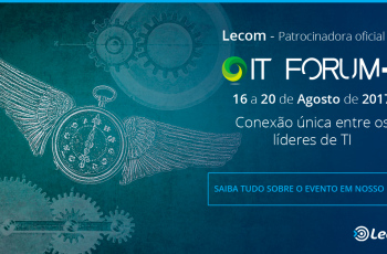 Lecom no IT Forum + 2017