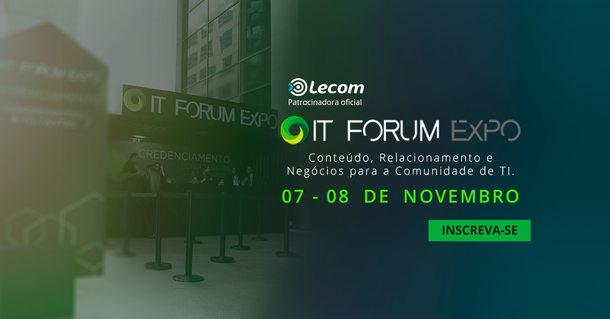IT Forum Expo Lecom BPM