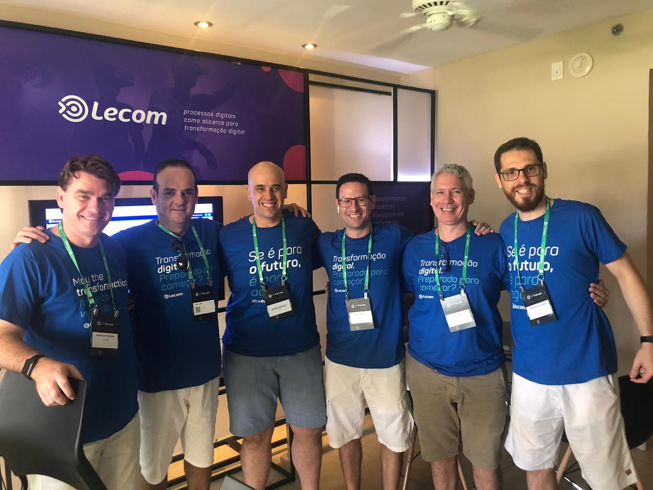Lecom no IT Forum 2019